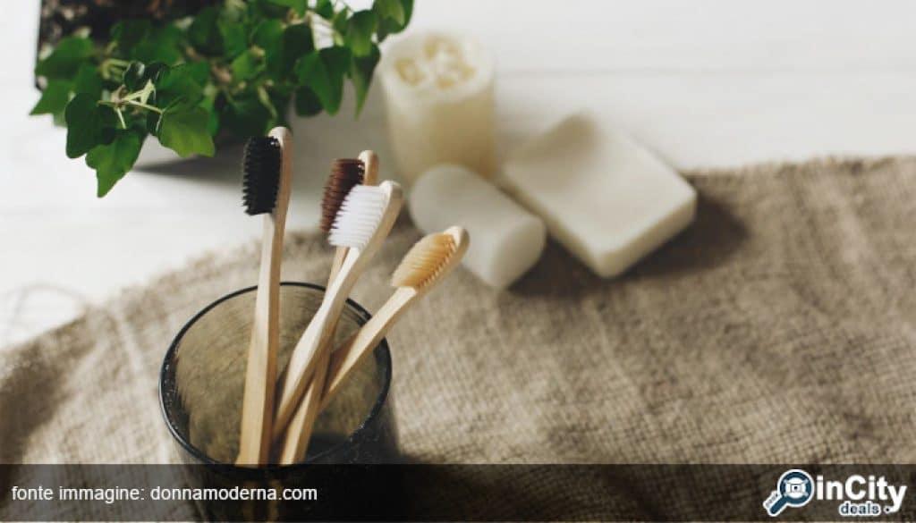 spazzolini in bambu