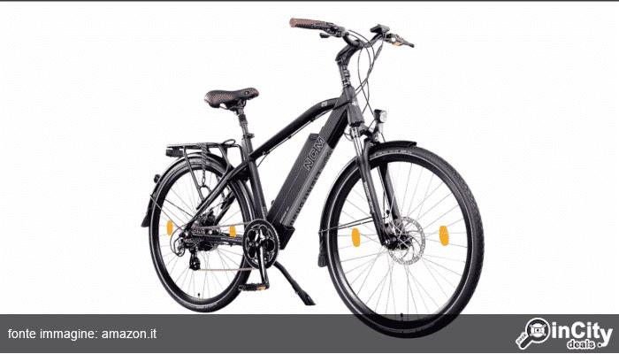NCM Venice: la bici elettrica da città