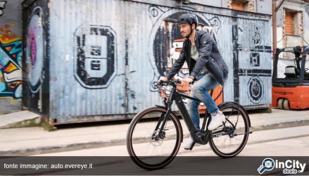 bici elettrica