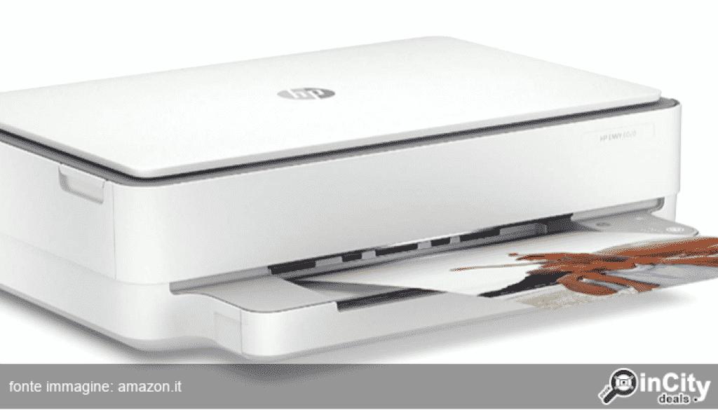 stampante con laser