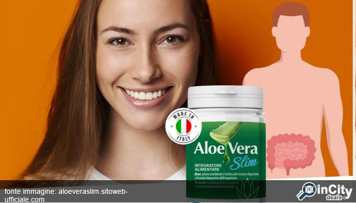 Aloe Vera Slim: proprietà, ingredienti e controindicazioni