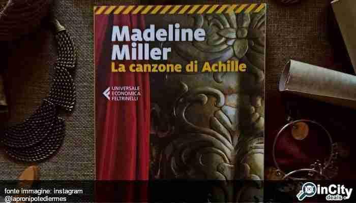 La canzone di Achille: recensione libro di Madeline Miller