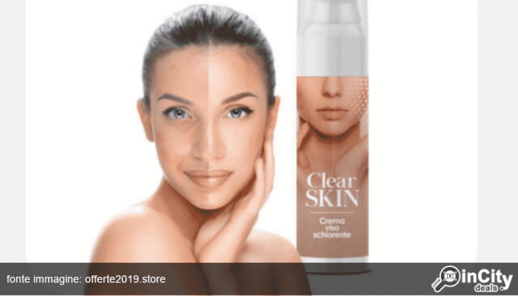 crema contro macchie delle pelle