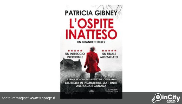 L'ospite inatteso: recensione libro Patricia Gibney